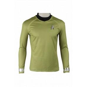 Star Trek Into Darkness Captain Kirk Cosplay Costume