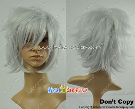 Gintama Cosplay Gintoki Sakata Wig