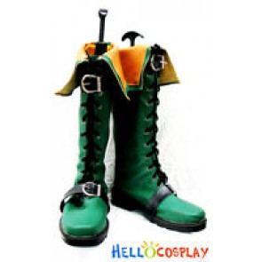Agate Crosner Cosplay Boots From The Legend Of Heroes Sora No Kiseki