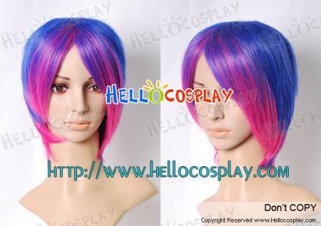 Panty & Stocking Cosplay Wig Gender Blending Boy Version