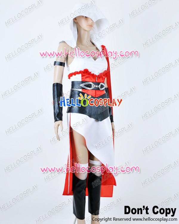 Assassin S Creed Cosplay Female Assassin Aveline Uniform Costume