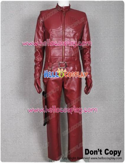 Daredevil Matt Murdock Cosplay Costume Red