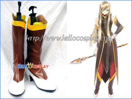 Tales Of The Abyss Cosplay Tear Grants Boots