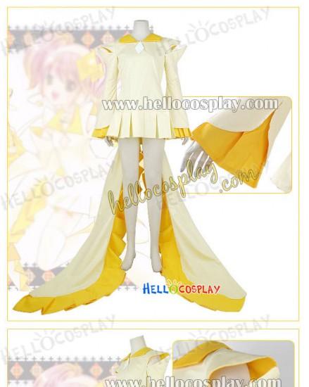 Shugo Chara Cosplay Costume Hinamori Amu Dress