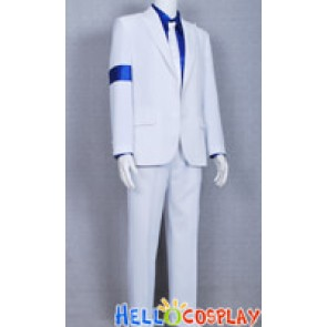Michael Jackson Costume Smooth Criminal White Suit