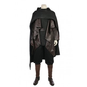 Star Wars: The Last Jedi Luke Skywalker Cosplay Costume Full Set