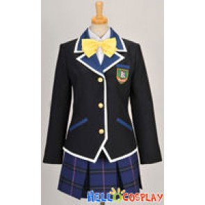 Tokimeki Memorial 4 Cosplay School Girl Uniform