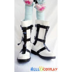 Vocaloid Black Rock Shooter Kagamine Len Cosplay Boots