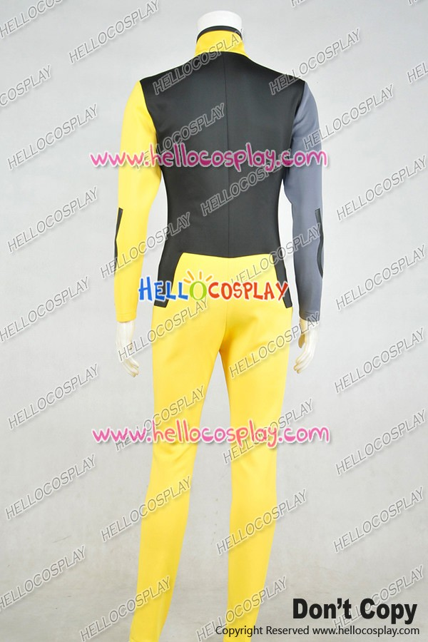 X-Men Apocalypse All-New X-Factor Gambit Cosplay Costume Male Uniform Outfit
