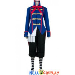 Black Butler Drocell Cainz Cosplay Costume