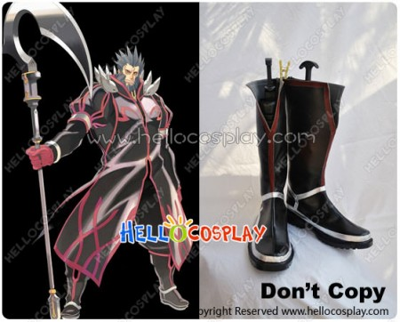 Tales Of The Abyss Cosplay Largo Shoes