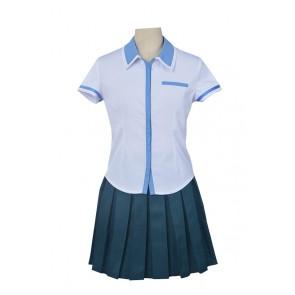 Kuromukuro Cosplay Yukina Shirahane Sophie Noelle Costume Uniform