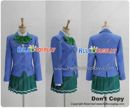 Accel World Cosplay Girl School Uniform