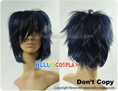 Blue Exorcist Cosplay Rin Okumura Wig