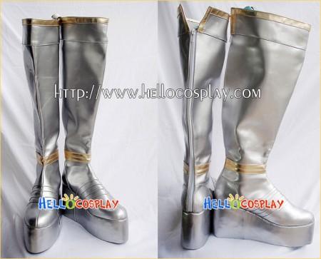 Samurai Warriors 3 Cosplay Tachibana Muneshige Boots