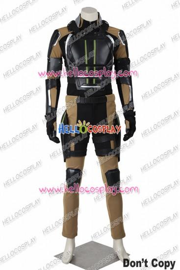 X-Men Apocalypse Cyclops Quicksilver Nightcrawler Cosplay Costume