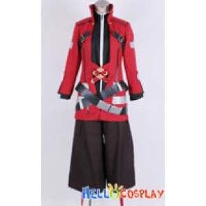 BlazBlue Cosplay Ragna the Bloodedge Costume