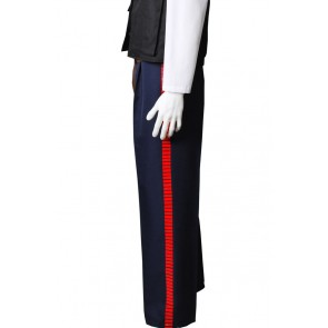 Star Wars A New Hope Han Solo Cosplay Costume Pants