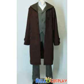 Full Metal Alchemist OVA Cosplay Edward Elric Costume