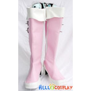 The Idolmaster​ Cosplay Pink Boots