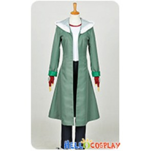 Akame Ga Kill Cosplay Night Raid Member Lubbock Costume Uniform