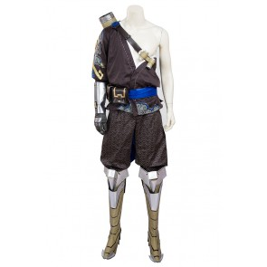 Overwatch Cosplay Hanzo Costume Uniform