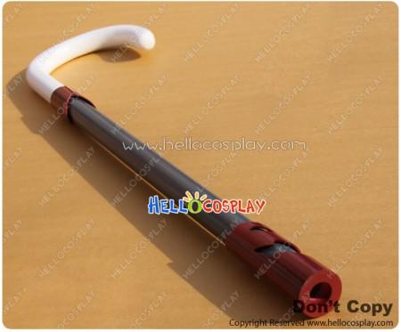 RWBY Cosplay Roman Torchwick Crutch Prop