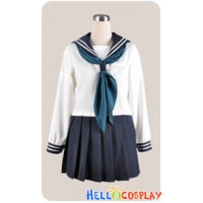 Hyōka Cosplay Eru Chitanda Kamiyama High School Girl Uniform Costume
