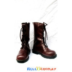 Vampire Knight Yuki Cross Kuran Yuki Cosplay Women Boots