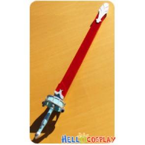 Sword Art Online Cosplay Asuna Flashing Light Rapier Scabbard