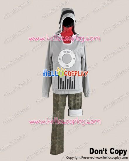 Kagerou Project Cosplay KIDO Tsubomi Uniform Costume