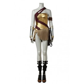 Wonder Woman Movie Wonder Woman Diana Prince Cosplay Costume Dress
