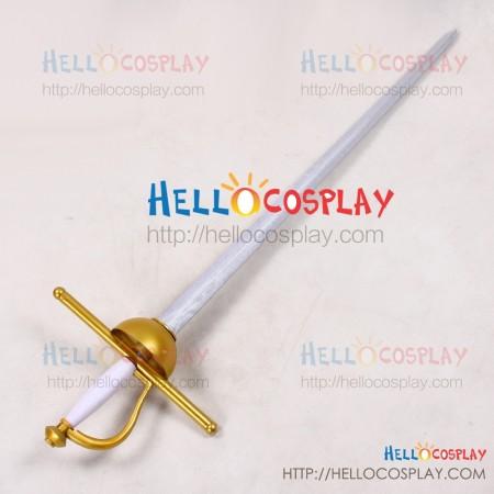 Assassins Creed Unity Cosplay Arno Victor Dorian Prop Golden Ver