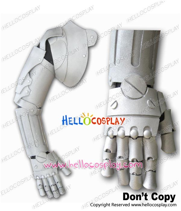 Fullmetal Alchemist Cosplay Props Edward Elric Automail Arm