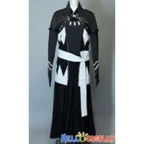 Hakuouki Shinsengumi Kitan 2010 Calendar Hajime Saito Costume