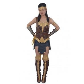 Batman v Superman Dawn Of Justice Diana Prince Wonder Woman Cosplay Costume