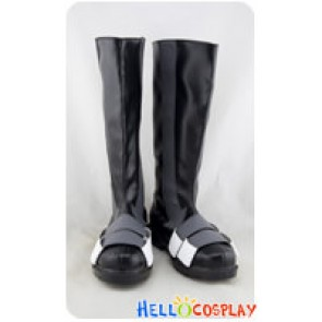 Kagerou Project Cosplay Konoha Black Boots