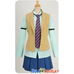 Harukanaru Toki No Naka De 5 Cosplay Hasumi Yuki Modern Uniform Costume