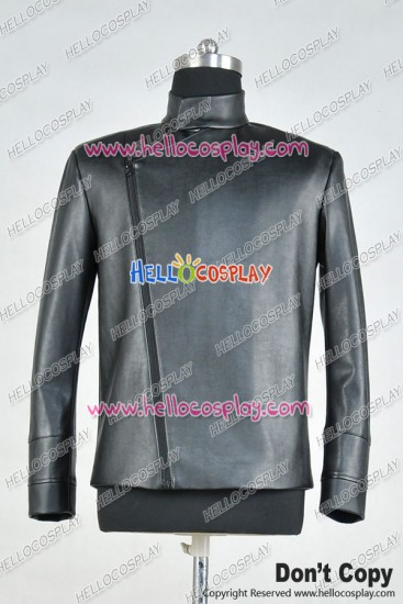 Doctor Davros Jacket Cosplay Costume