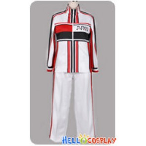 The Prince Of Tennis New Cosplay U 17 Selectorates Uniform Costume