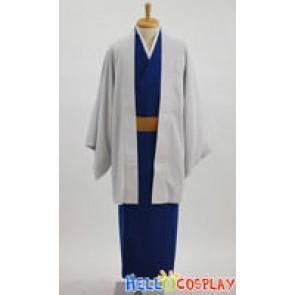 Gintama Cosplay Kotaro Katsura Costume
