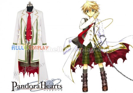 Pandora Hearts Cosplay Oz Vessalius Cosplay Costume