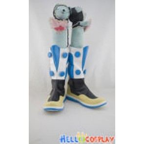 Dramatical Murder Cosplay Shoes Seragakiaoba Boots