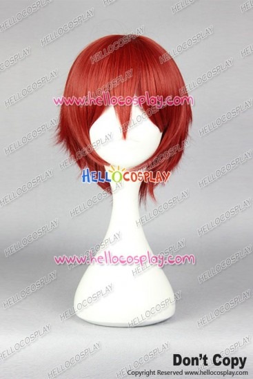 Assassination Classroom Karma Akabane Cosplay Wig