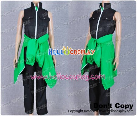 Vocaloid 2 Love Is War Gumi Cosplay Costume