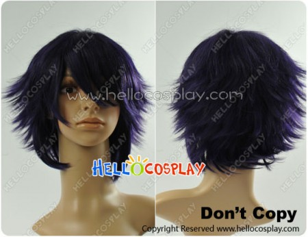 Angel Beats Noda Cosplay Wig