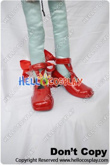 Puella Magi Madoka Magica Madoka Kaname Shoes