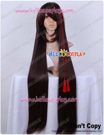 Love Elections Chocolate Shinonome Satsuki Cosplay Wig