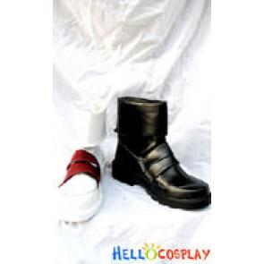 666 Satan Cosplay Boots