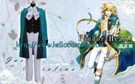 Pandora Hearts Jack Vessalius Cosplay Costume